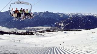 Das Skigebiet um den Großglockner zählt in vielen Tests zu den besten der Welt.