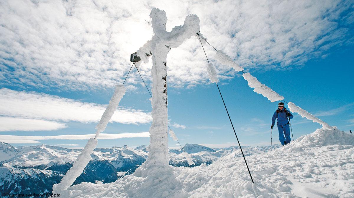 Skitourengehen Tirol