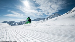 Skigebiet Stubaital