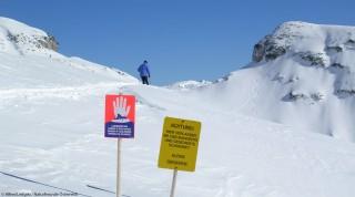 Sicherheit gehört zum Skitourengehen wie die Skier.