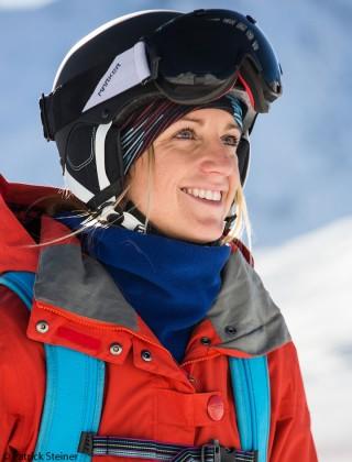 Aline Bock übernimmt die Führung bei den Camps.