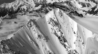 Der Hintertuxer Gletscher.