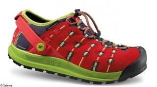 Ein Schuh zum Entspannen: der Salewa MS Capsico.