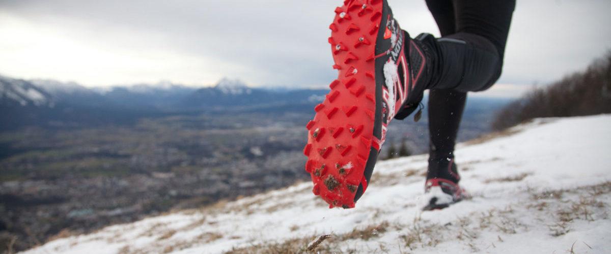 Winterlaufschuh