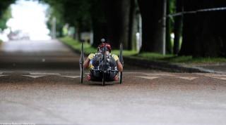 Zum 3. Mal wird auch das Handbike Race in Mondsee veranstaltet.
