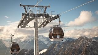 Gondel im Alpbachtal