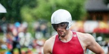 Triathlon in Mondsee 2014