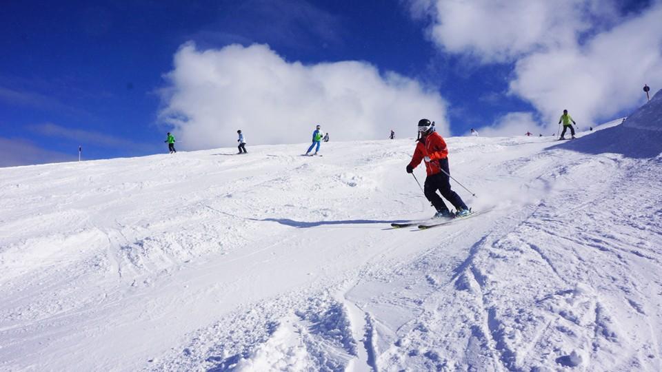Das Skigebiet Jochberg In Den Kitzbüheler Alpen Angetestet