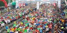Start Linz Marathon