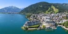 Zell am See Stadt und See