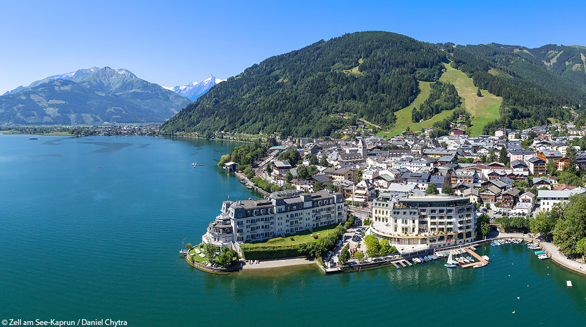 Vorbereitung f r den ironman 70 3 in zell am see kaprun for Designhotel zell am see