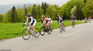 Der Vita Club Radmarathon eröffnet die Rennradsaison im Salzkammergut.