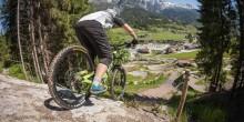 Downhill Fahrtechnik