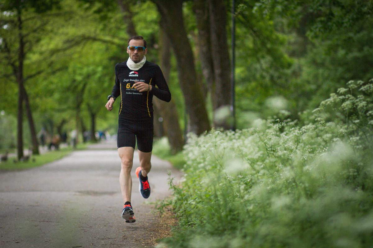 Laufschuhtest: Reini Schager unterwegs mit dem Puma Faas 500S
