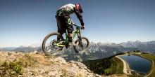 Mountainbike Urlaub Österreich-Italien