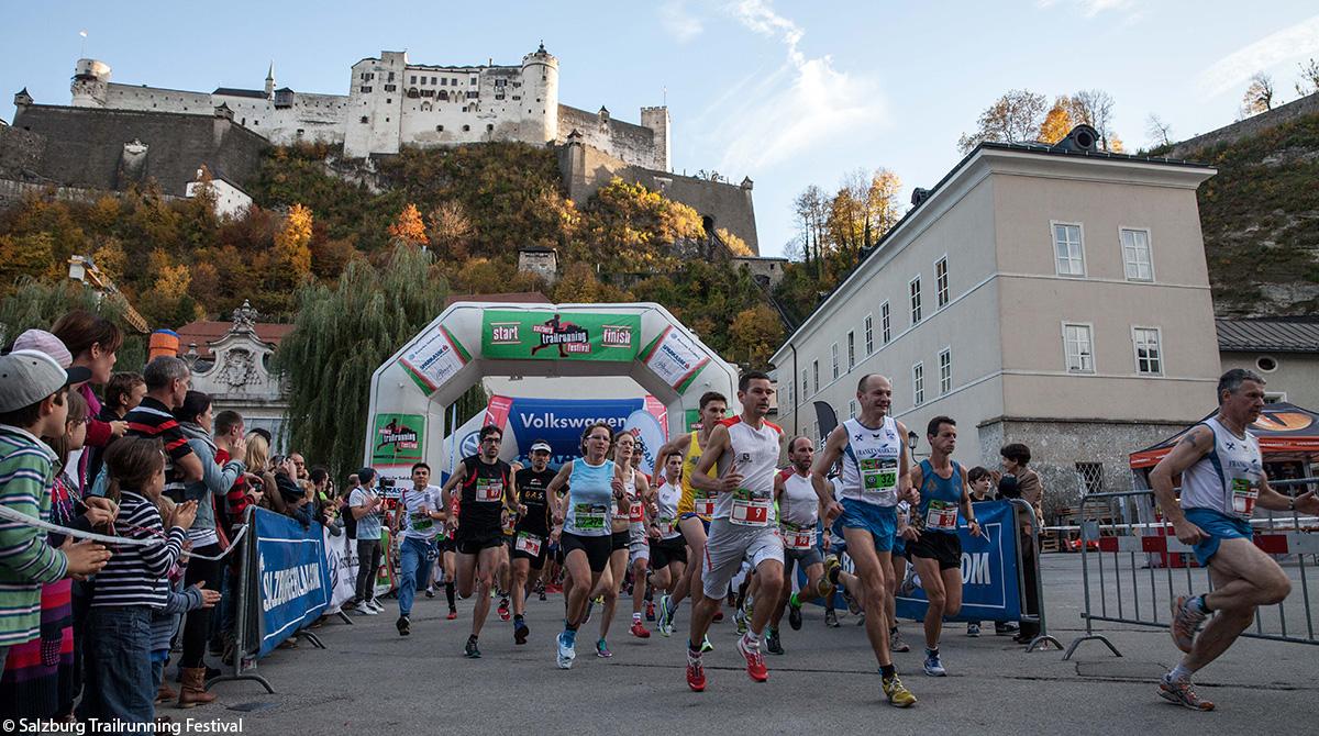 Sport trifft auf Sightseeing in Salzburg.