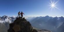 Bergtour Talleitspitze