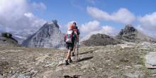 Bergtour in Tirol Obernberg