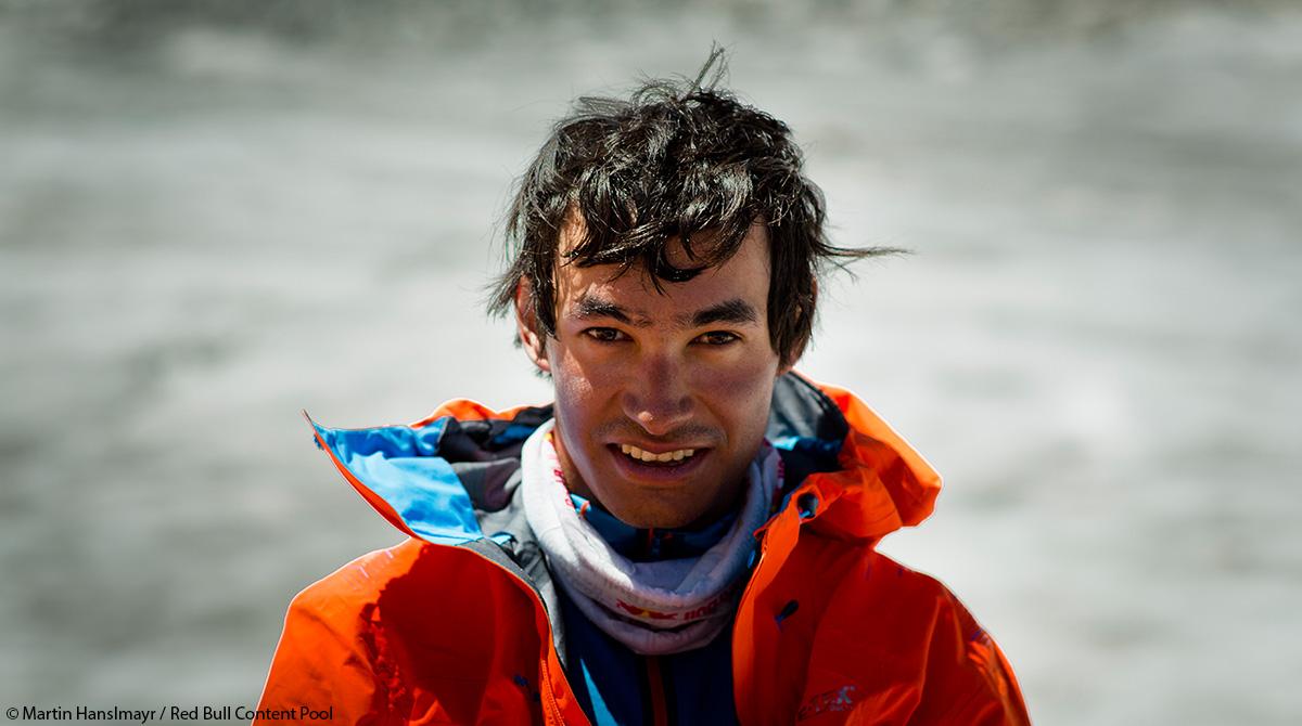 David Lama Portrait
