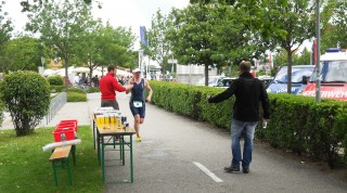 Triathlon Podersdorf 2014