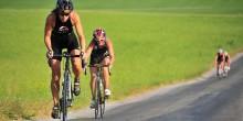 Radfahren-Trumer-Triathlon