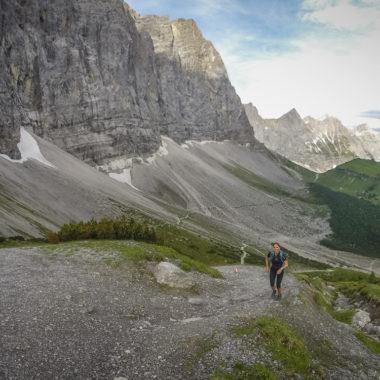 Trailrunning Camp im Karwendelgebirge