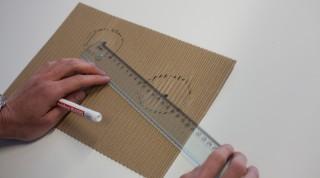 Messung Sitzknochenbreite