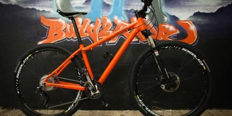 Selbstbau Fahrrad