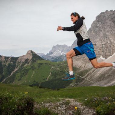 Laufschuh fürs Gelände On Cloudrunner