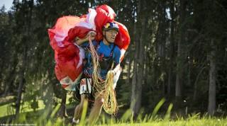 Ausdauerevent Red Bull Dolomitenmann