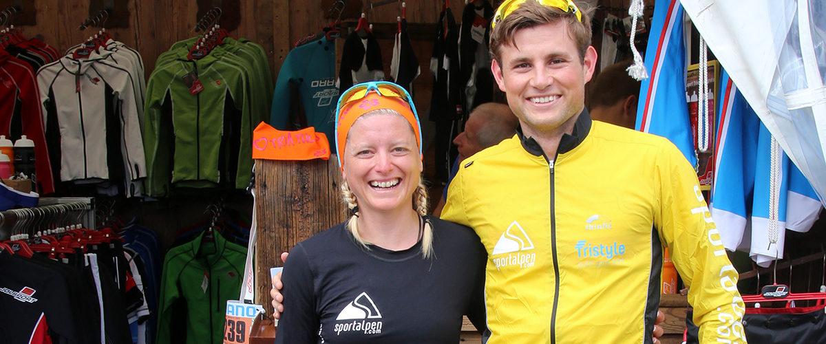 Triathlon in Klagenfurt 2014