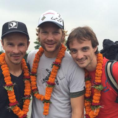 Double 8 Bergsteigen im Himalaya