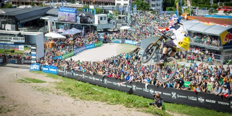 World Cup Downhill Leogang