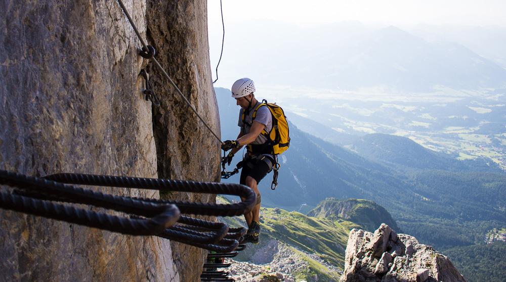 Klettersteig Wilder Kaiser Ellmauer Halt : Klettersteige am wilden kasier rundwanderung ellmauer halt