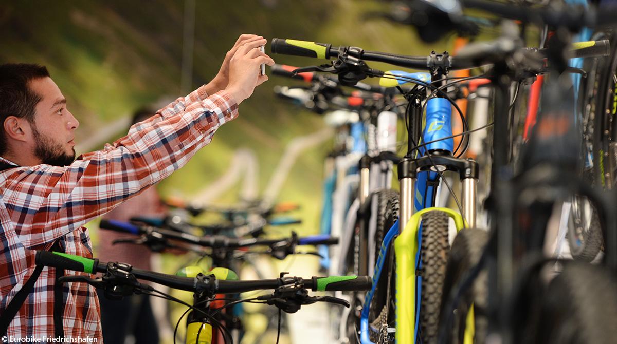 Biker Highlights: Fahrradmesse Eurobike Friedrichshafen