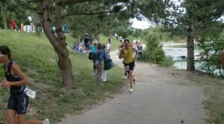 Laufstrecke Marchfeld Triathlon