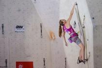 Kletterweltcup Imst Magdalena Röck