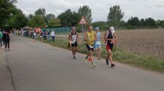 Markus beim Marchfeld Triathlon