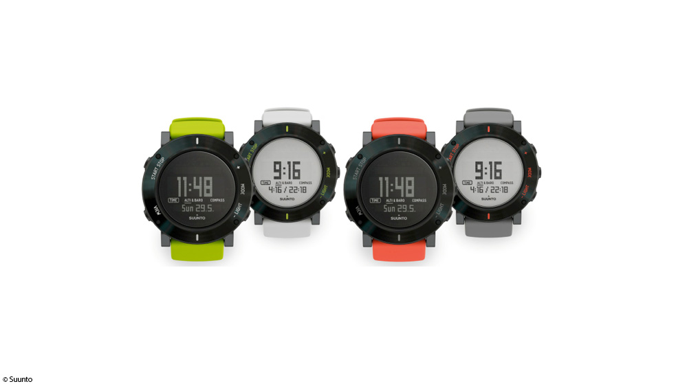 Suunto Core Crush Kollektion