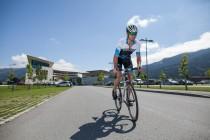 Rennradfahren in Kaprun vorbei am Tauern SPA
