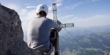Wilder Kaiser Gipfel Ellmauer-Halt