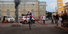 Zieleinfahrt St.Petersburg Fasching