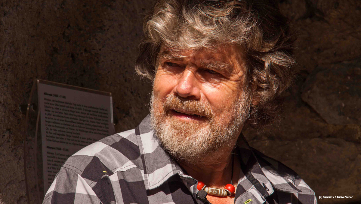 Messner-Portrait