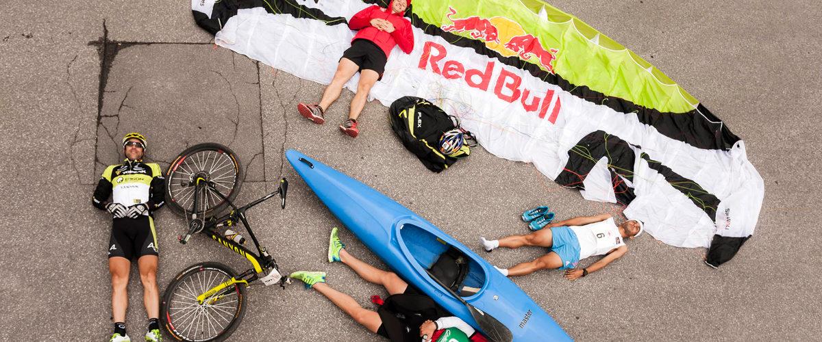 Red Bull Team Dolomitenmann