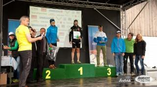 Siegerehrung Karwendelmarsch 2014