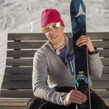 All Mountain Ski Atomic Vantage Theory im Skitest