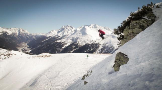 Skitest Salomon Quest 85