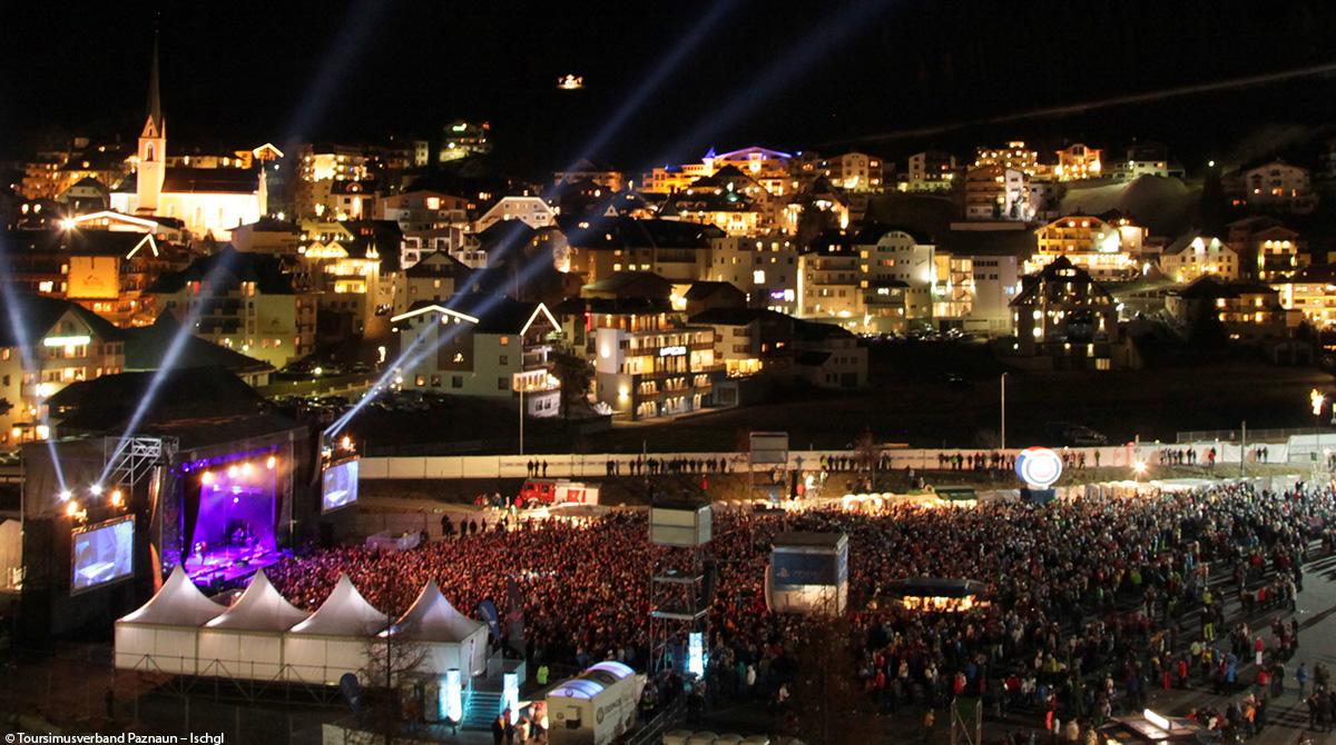 Ski Openings Tirol 2014