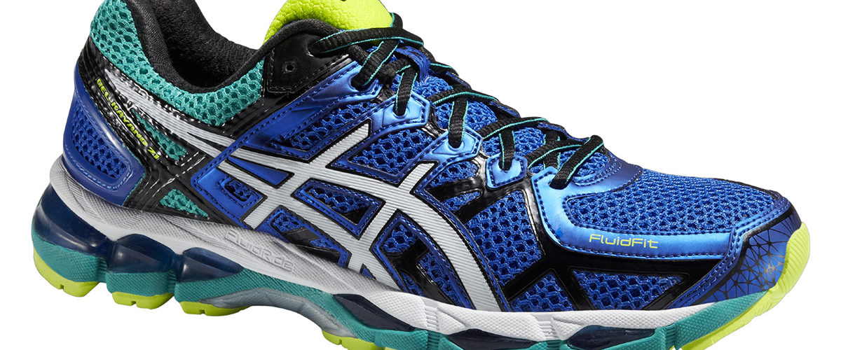 Asics Gel Kayano 21 Damen Test