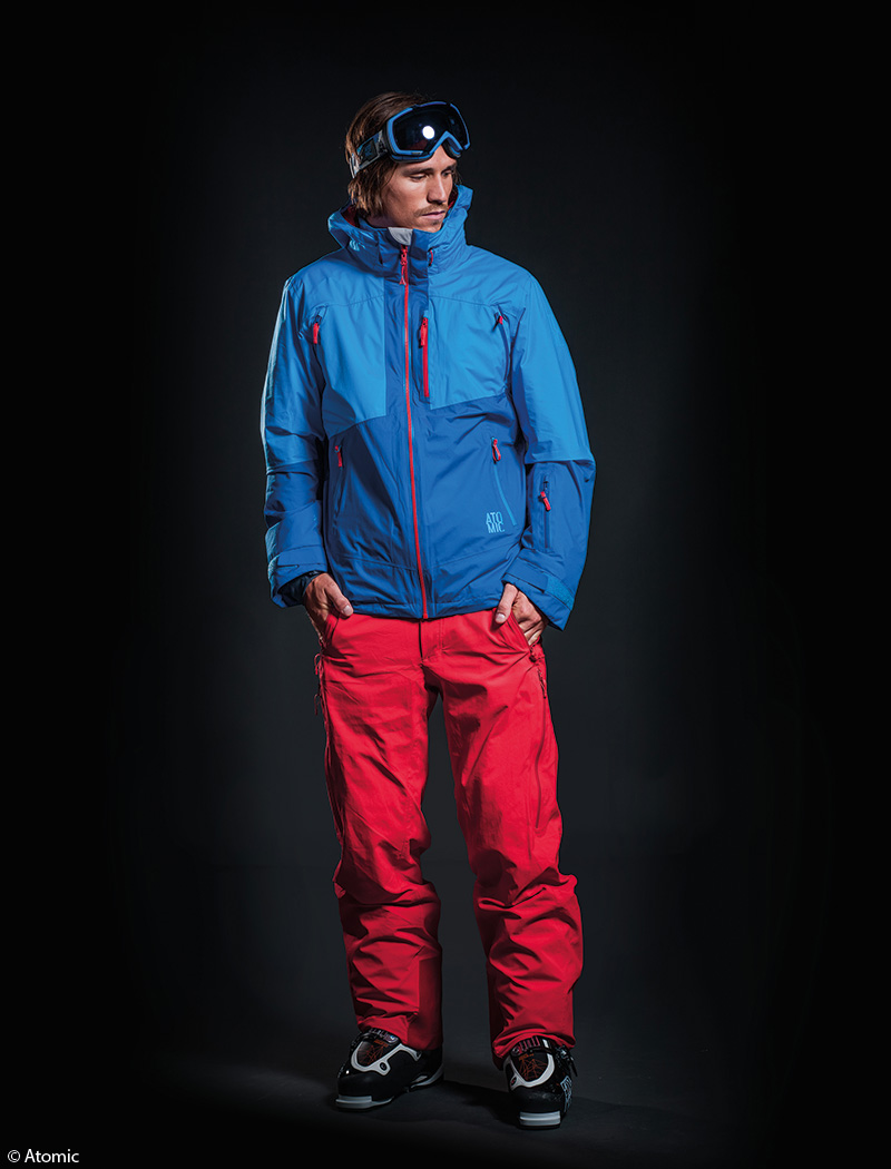 Atomic Skibekleidung ab 201415 erhältlich